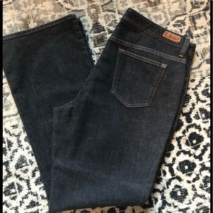 Eddie Bauer shaped bootcut jeans size 16